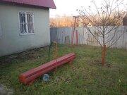 Кирпичный дом с отоплением + участок с беседкой, рядом с. Царево - Фото 3