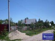 Дачный участок рядом с озером, Горьковское шоссе. - Фото 1