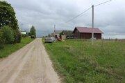 Участок 20 соток между двух озер в деревне М. Парфенки - Фото 1