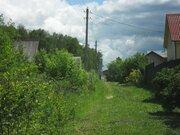 Продаётся участок 8 соток, Чеховский район, СНТ «Южное» - Фото 3