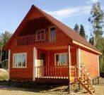 Продается новый дом в д.Услонь Подольского района.