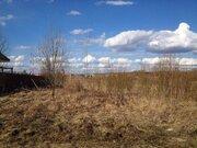 Участок 10 сот. Истринский район, пос. Агрогородок, ИЖС - Фото 1