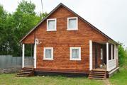 Мебелированный дом из бруса в Бояркино, 151 м2, 8 соток, Рязанское ш. - Фото 4