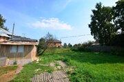 Продается 6 соток с кирпичным домом в д. Манюхино - Фото 1