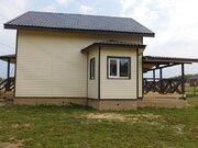 Дом из бруса с отделкой и коммуникациями в 85 км от МКАД Тишнево - Фото 5