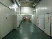 Сдается теплый склад в склакомплекса,1 этаж - 1500 м2, п.Томилино - Фото 4