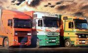 Kомпании международного грузового транспорта - Фото 5