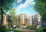 Продажа 1- комнатной квартиры в новом малоэтажном ЖК комфорт-класса - Фото 3