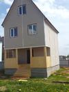 Купить дом из бруса в Раменском районе п. Ганусово - Фото 2