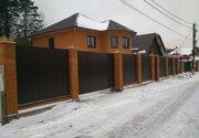 Дом 240 кв.м. на участке 7 соток в Раменском р-не, д.Капустино. - Фото 3