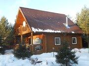 Грузино: Зимний дом с удобствами 100 кв.м на уч. 10 сот. - Фото 1