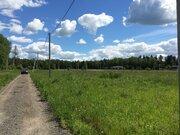 Земельный участок 12 соток в деревне Повадино - Фото 1