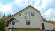 Дача включаеет 124 кв м: Дом 80 кв м (жилая площадь на двух этажах) - Фото 1
