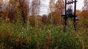 Продажа участка, Городище, Клинский район - Фото 3