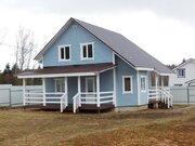 Дом в коттеджном поселке Усадьба Тишнево-2 Боровского района - Фото 2