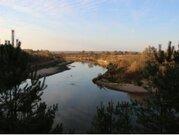 Участок на берегу реки Жиздра