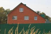 Капитальный дом с участком 12 соток в поселке Заокском - Фото 3