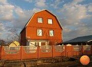 Продается дом, Носовихинское шоссе, 80 км от МКАД - Фото 1