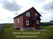 Дом, Ярославское ш, 80 км от МКАД, деревня Малинники. Дом 136 кв м на .