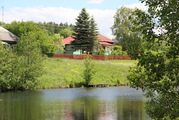 Прилесной земельный участок в д. Терехунь, Московская область - Фото 1