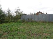 Участок под ПМЖ в Подольском районе в обжитой деревне - Фото 1