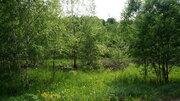 Участок у леса Новорижское ш. 40 км - Фото 1