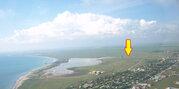 Участок под Евпаторией возле лечебного озера - Фото 1