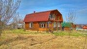 2-х ур. Дом, ш. Новорижское, 38 км. от МКАД, д. Вельяминово - Фото 1