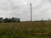 Продам участок Новорижское шоссе в д. Тимошево Волоколамский р МО - Фото 1