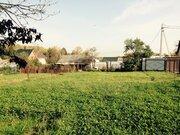 Продажа земельного участка 7 сот.лпх, со строением 40 м2, кирпич, баня - Фото 1