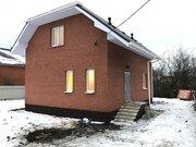 Новый дом 120 м2 под ключ, Домодедовский р-н, Никитское, 19 км от МКАД - Фото 1