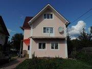 Дом для постоянного проживания в с. Речицы - Фото 1