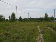 Участок 25 сот в деревне Чеховский район Алексеевка - Фото 5