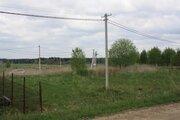 Продается земельный участок: МО, Клинский район, д. Волосово - Фото 1