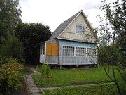 Дача с 2-я домами на 6сот в 25км от МКАД пос.им. Воровского - Фото 1