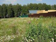 Участки Чеховский район Васькино, Лешино - Фото 2
