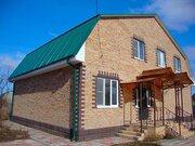 Продается новый дом в деревне Щурово - Фото 1