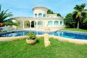 Элегантная вилла в Испании с большим садом и видом на море, Бенисса - Фото 1