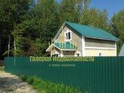 Капитальная дача с выходом в лес, вблизи г.Малоярославец - Фото 2