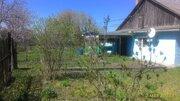 Часть дома под ПМЖ, на участке 4 сотки, г.Ожерелье - Фото 2