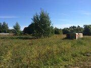 Участок в 3-х км от Киевского шоссе в д.Хрустали - Фото 2
