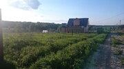 Участок рядом с прудом в Заокском районе - Фото 1