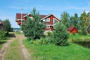 Продается дом 350 кв.м с участком 40 соток на берегу реки - Фото 1