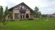 Продам коттедж 220 кв. м 45 км по Пятницкому ш, деревня Мелечкино - Фото 1