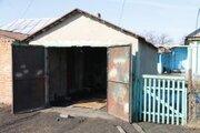 Рубленый дом с капитальным гаражом в Чаплыгинском районе Липецкой обл. - Фото 5