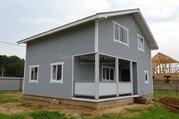 Нара. Жилой дом со всеми удобствами. 62 км от МКАД по Калужскому шоссе - Фото 1