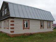 Кирпичный дом в Тюлячах с участком земли 15 соток - Фото 3