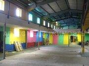 Аренда помещения пл. 860 м2 под склад, производство, , офис и склад м. .