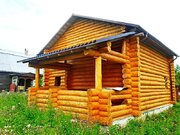 Дом в д.Белозерово, СНТ Кварц, 100м2, 7 соток. - Фото 1