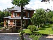 Коттедж+гостевой дом+гараж на 2м/м, г.Верея, ул.Лесная - Фото 1